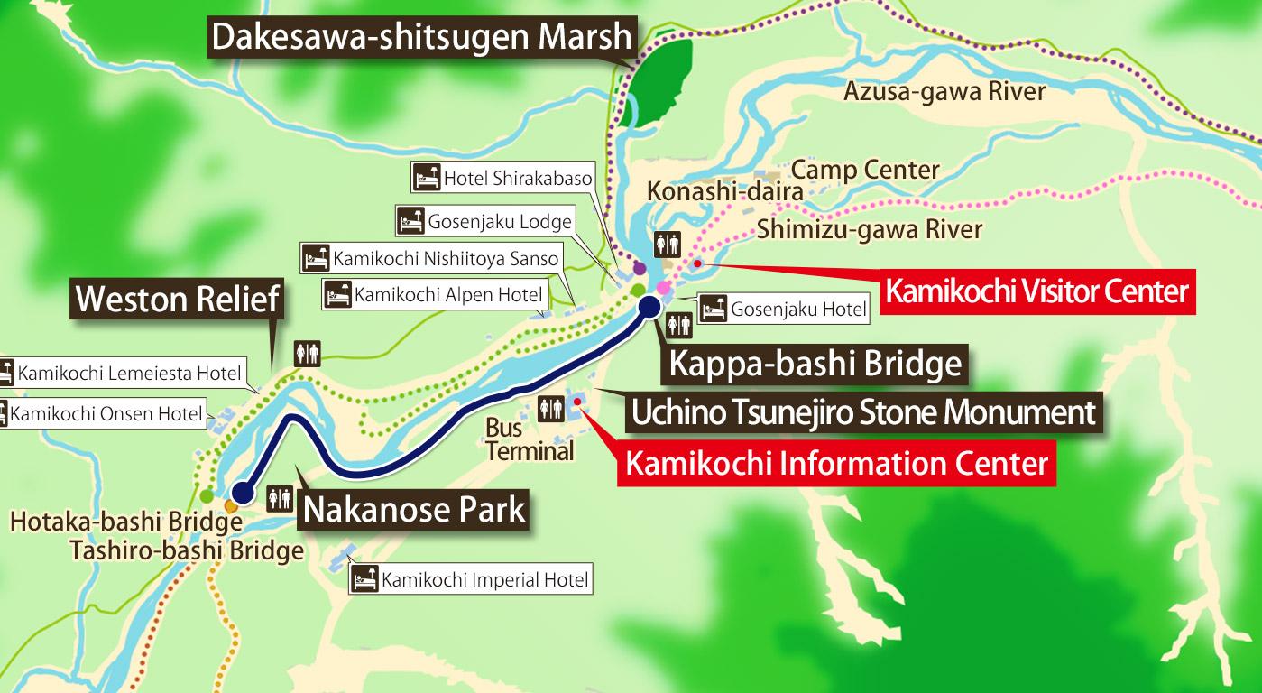 ganaraska hiking trail map pdf